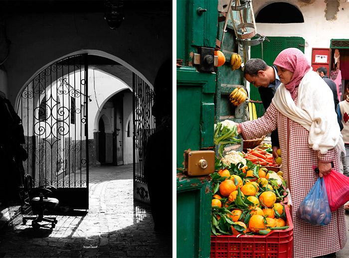 maroc medina tetouan