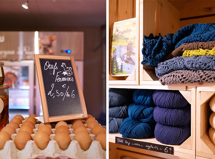 Oisans Cairn boutique laine