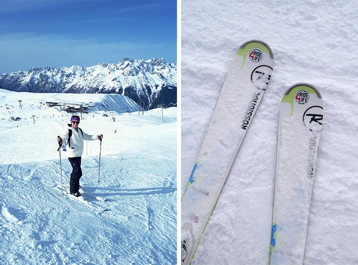 oisans vaujany ski neige montagne