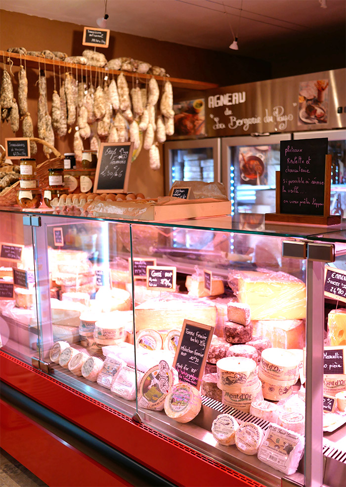 cairn epicerie fromage vaujany