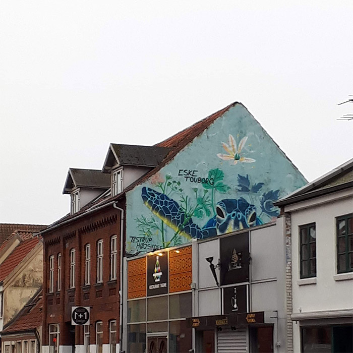 aarhus street art eske touborg