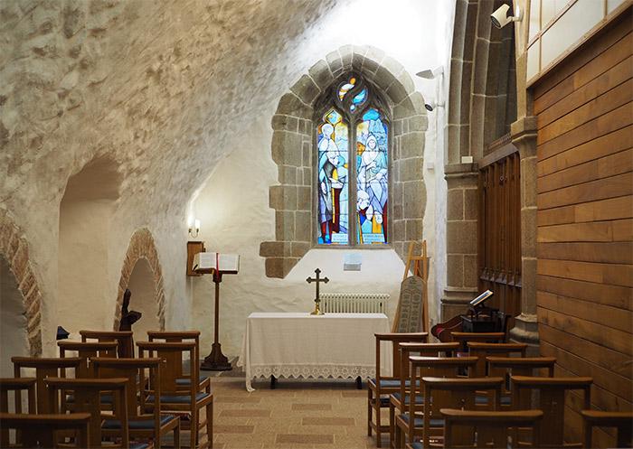 jersey saint hélier parish church