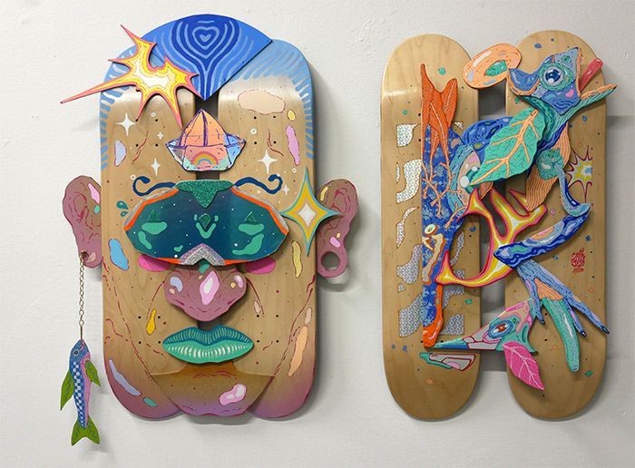 yandy skateboard superposition