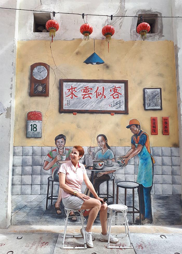 malaisie ipoh street art