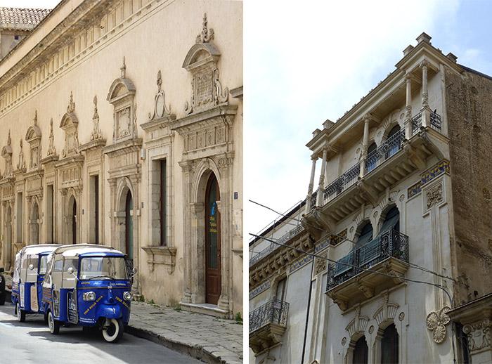 Palazzo Gravina Caltagirone Sicile