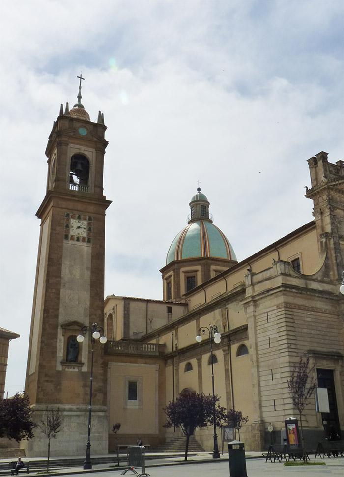 sicile caltagirone cathedrale