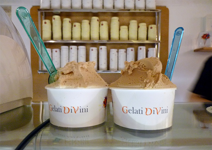 gelati divini glaces ragusa sicile