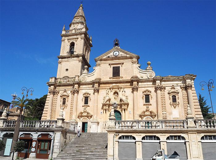 ragusa sicile cathédrale duomo