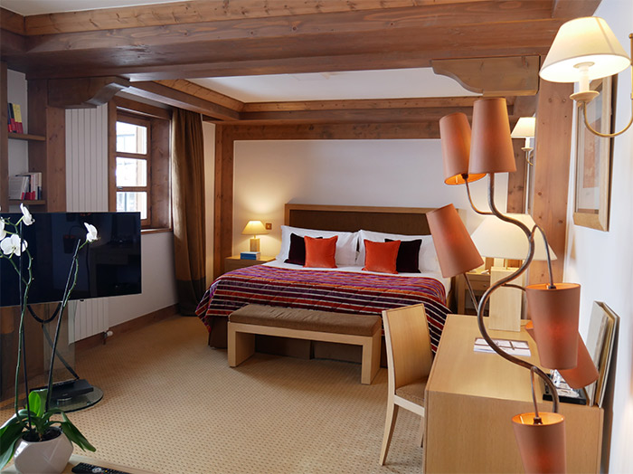 junior suite barmes ours val isere