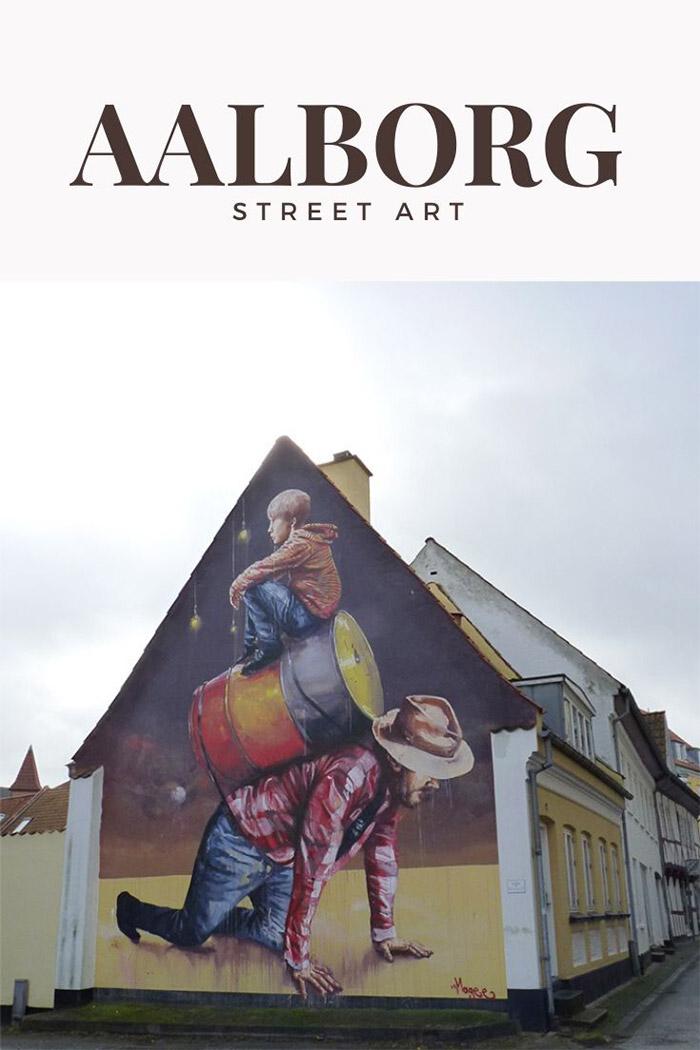 aalborg street art danemark