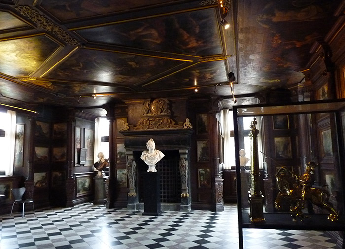 copenhague chateau rosenborg