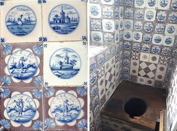 copenhague toilettes delft christian IV roi