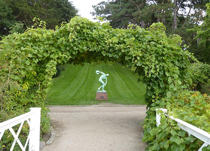 copenhague jardin botanique