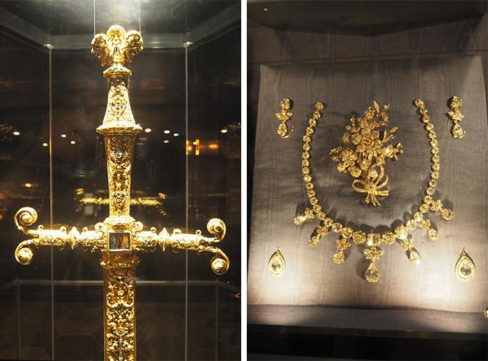 rosenborg copenhague joyaux bijoux