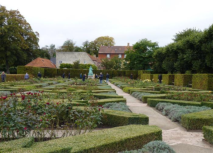 jardins kongens copenhague danemark