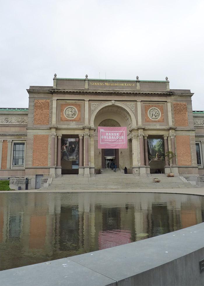 copenhague musee art peinture statens