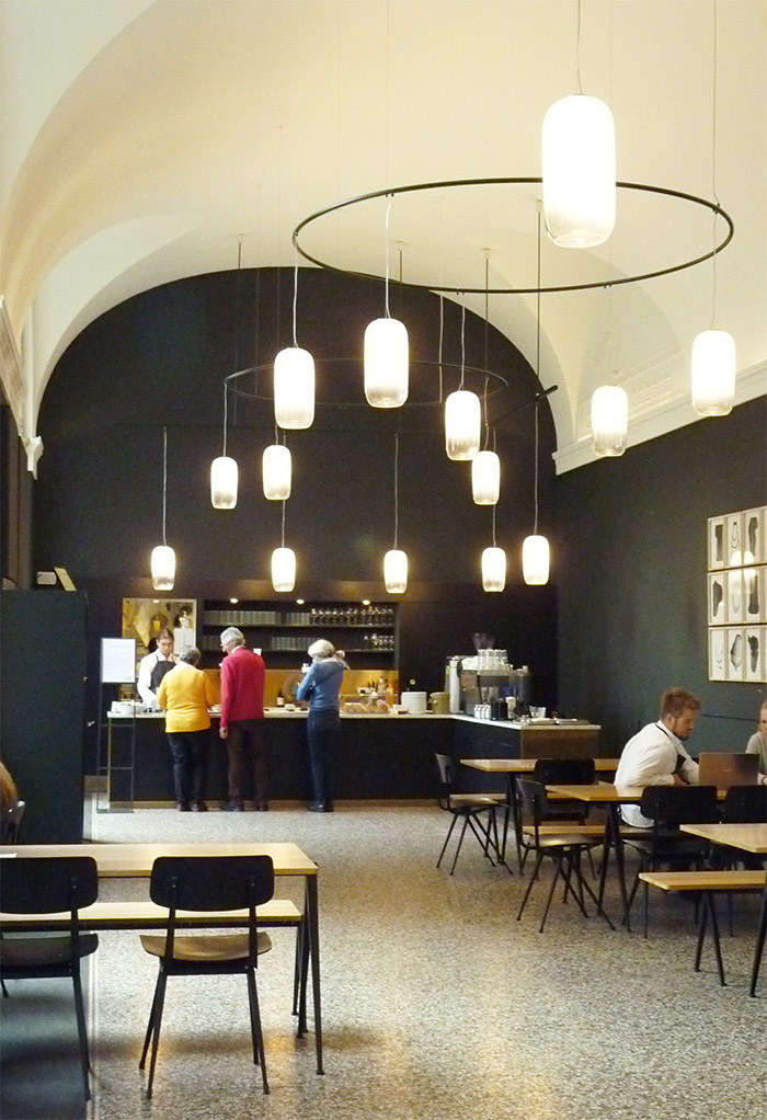 picnic cafeteria glyptotek museum copenhagen