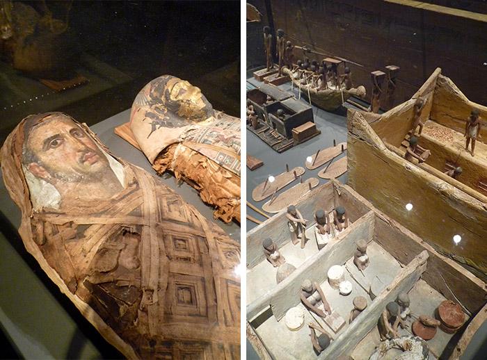 copenhague glyptotek egypte musee
