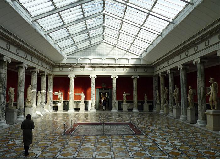copenhague glyptotek musee