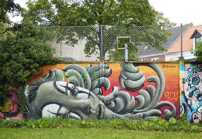 aalborg burnon street art