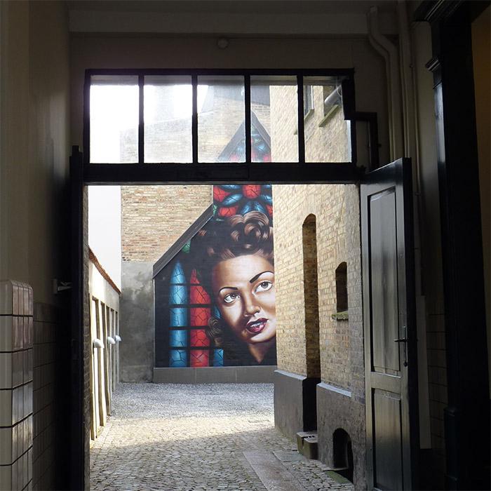 burnon aalborg street art