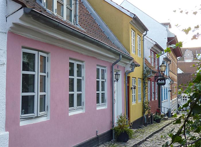 danemark aalborg maisons