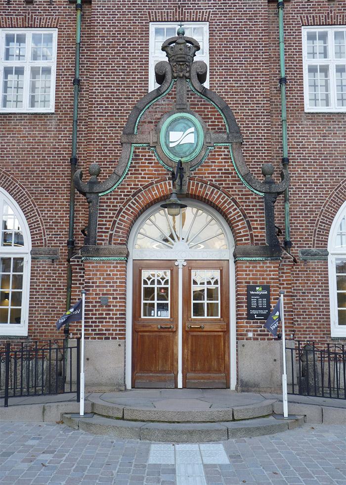 danemark aalborg poste