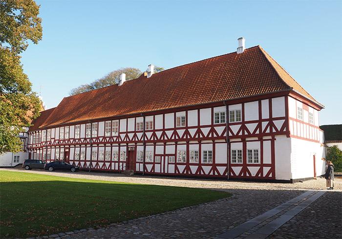 danemark chateau aalborg