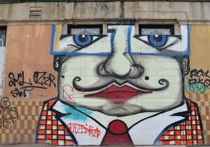 halle street art murals