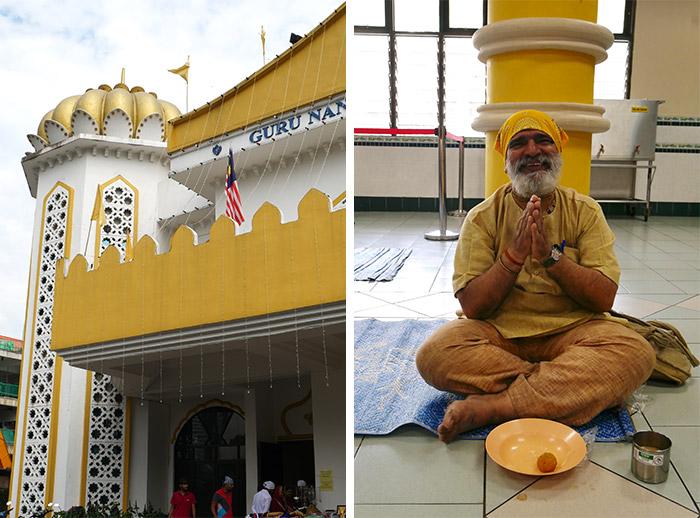 guru nanak sikh temple kuala lumpur