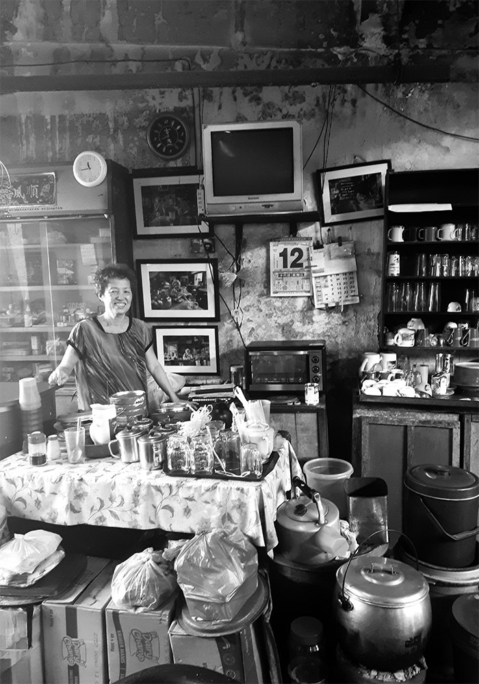 thé chow kit market kuala lumpur
