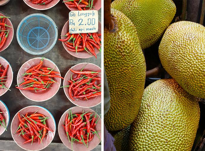 chow kit marché kuala lumpur