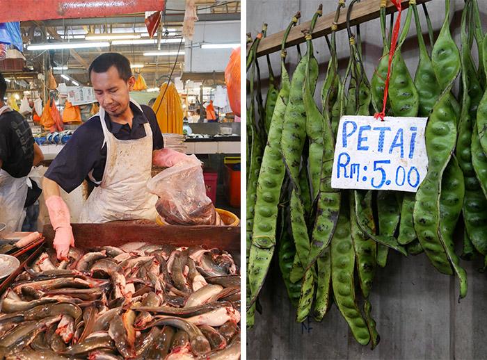 marché chow kit kampung bharu
