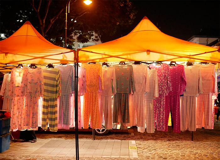 gerbang malam marché ipoh malaisie