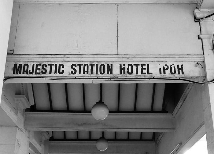 perak ipoh magestic station hotel