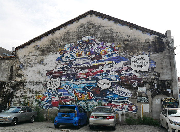 ipoh murals malaisie street art