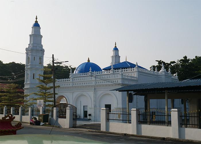 malaisie ipoh mosquée panglima kinta