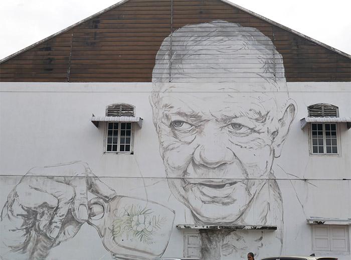 café ipoh street art