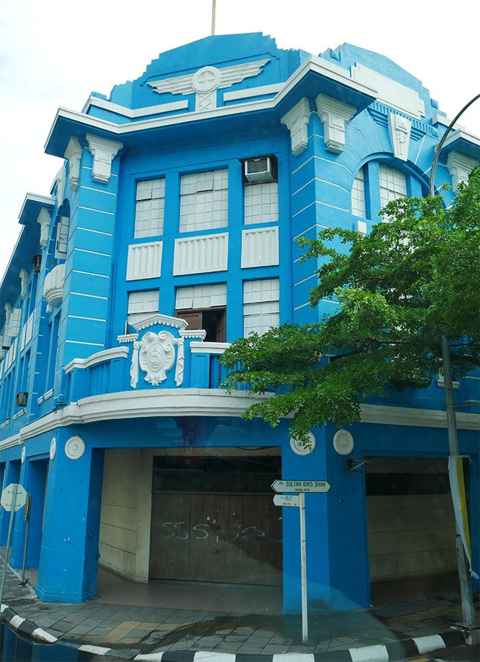 malaisie perak architecture ipoh