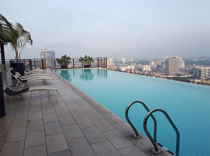 ipoh weil hotel piscine