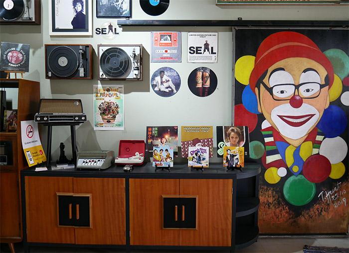 ipoh n°100 cafe vintage malaisie