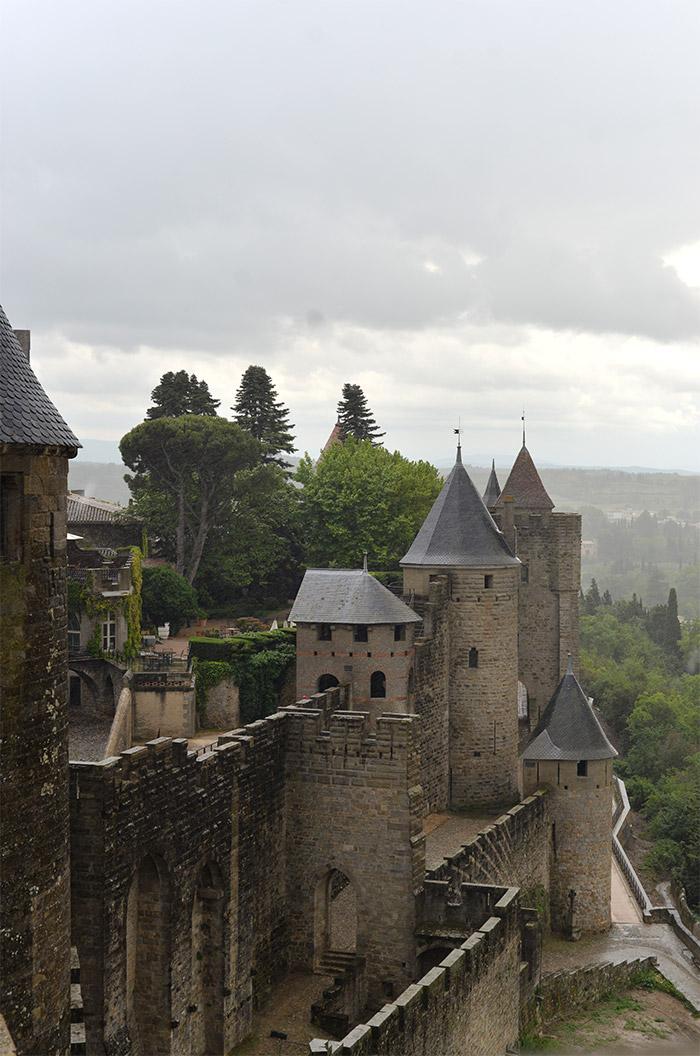 cite carcassonne france