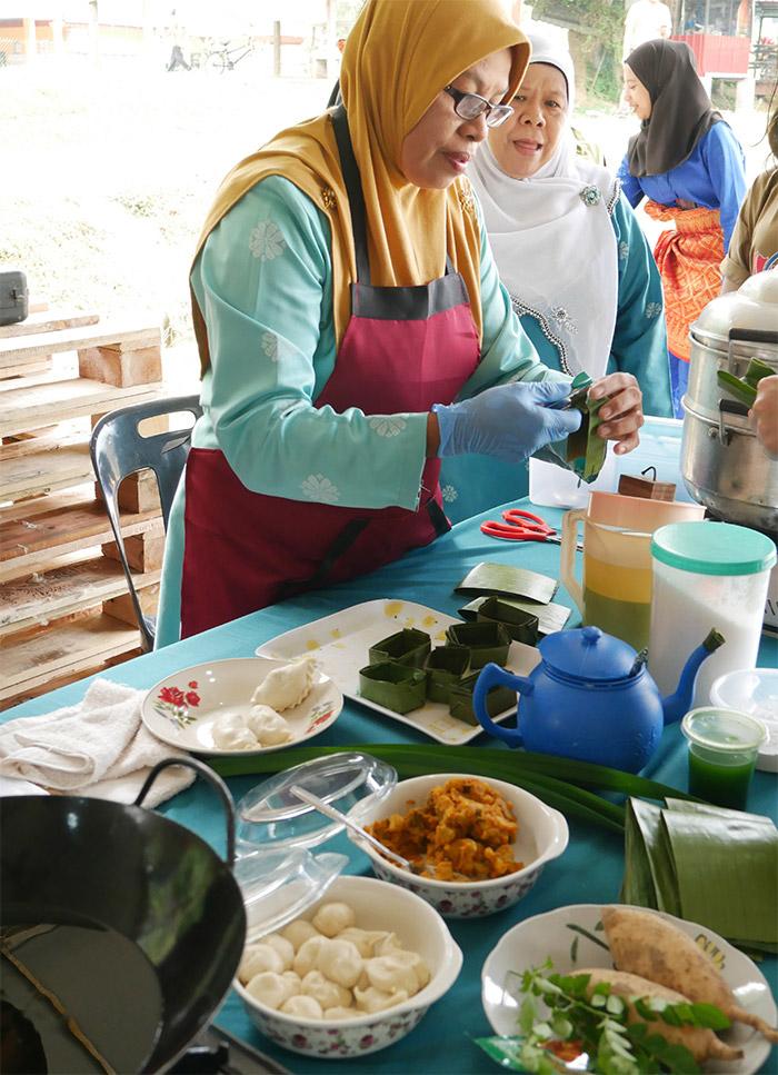 labu kubong homestay malaisie