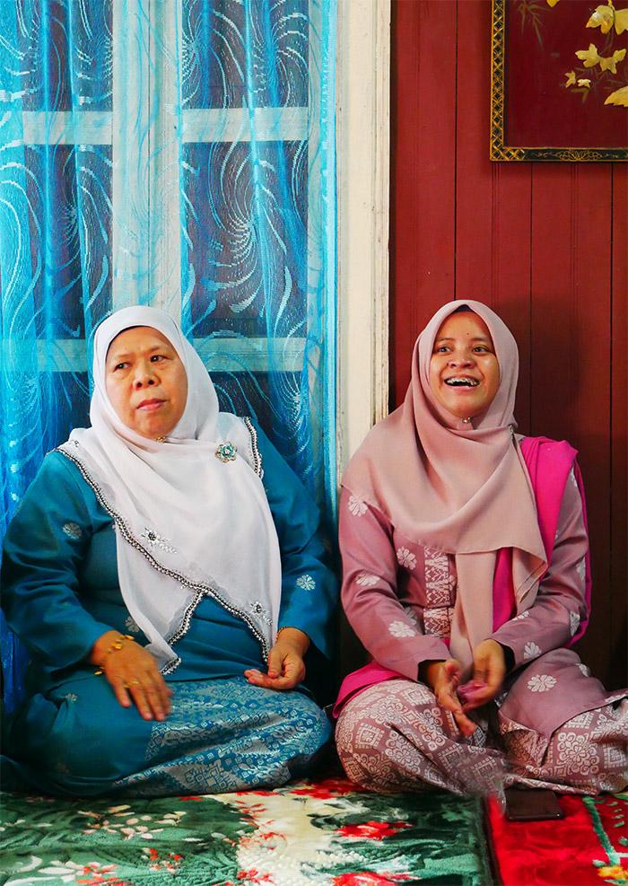 malaisie perak labu kubong homestay