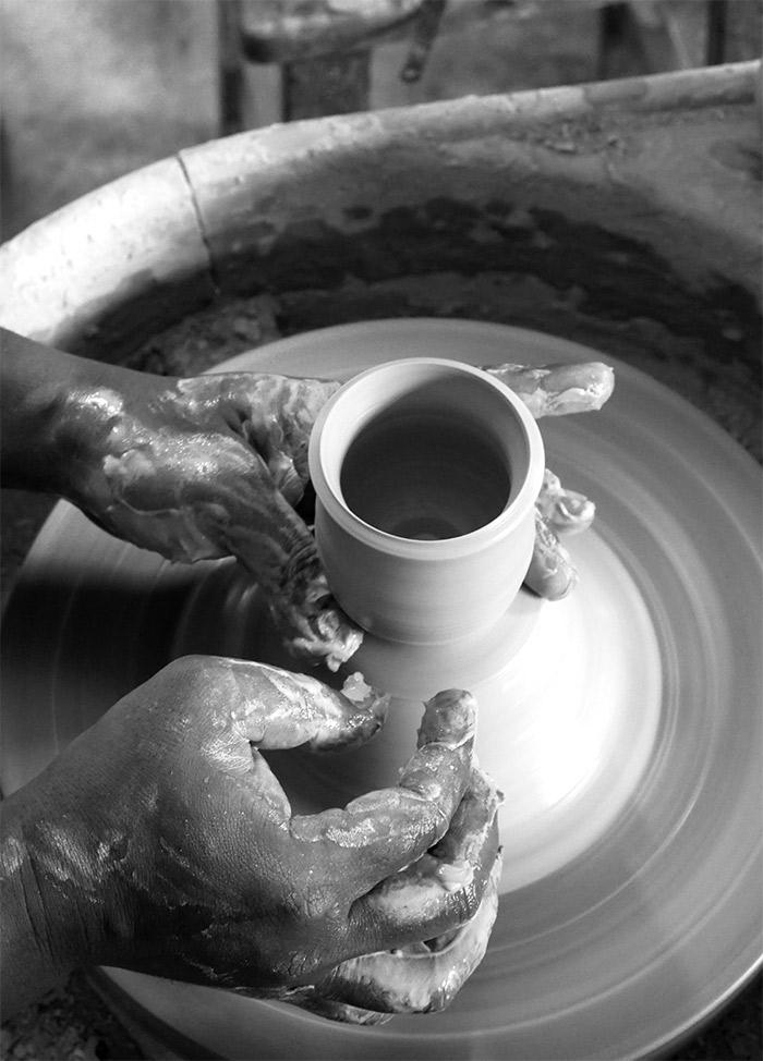 perak malaisie poterie kz kraf