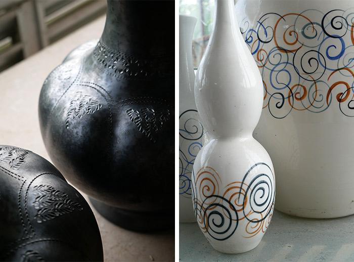 kz kraf poterie malaisie
