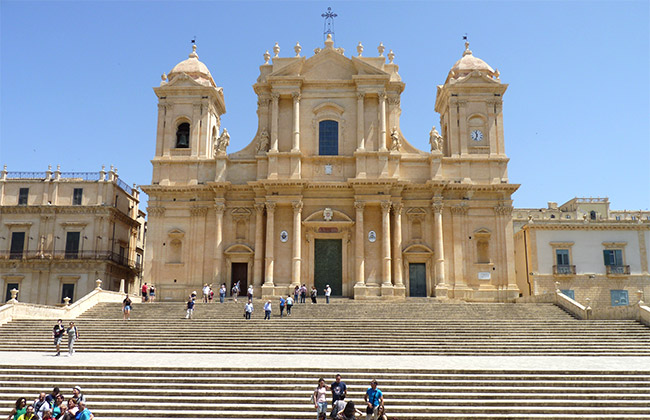 sicile noto cathedrale