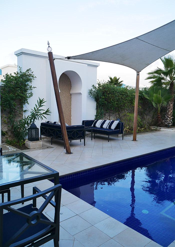 villa banyan tree piscine tamouda bay
