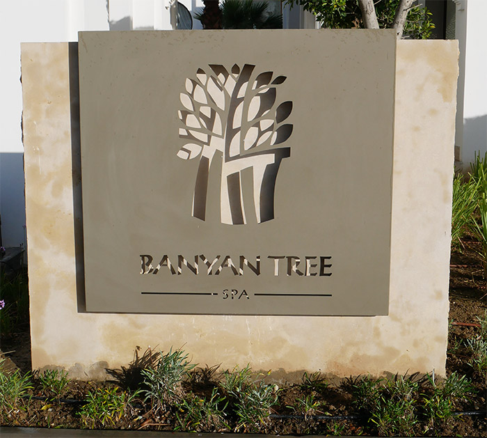 banyan tree spa maroc