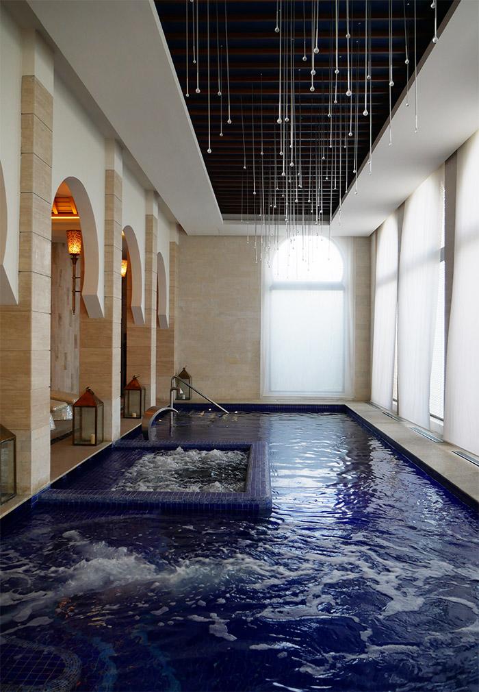spa banyan tree piscine maroc tamouda bay